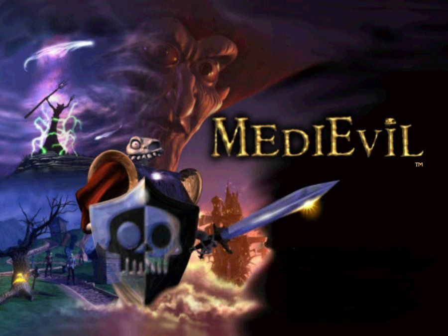 Medievil Love Wallpaper Games Playstation Games