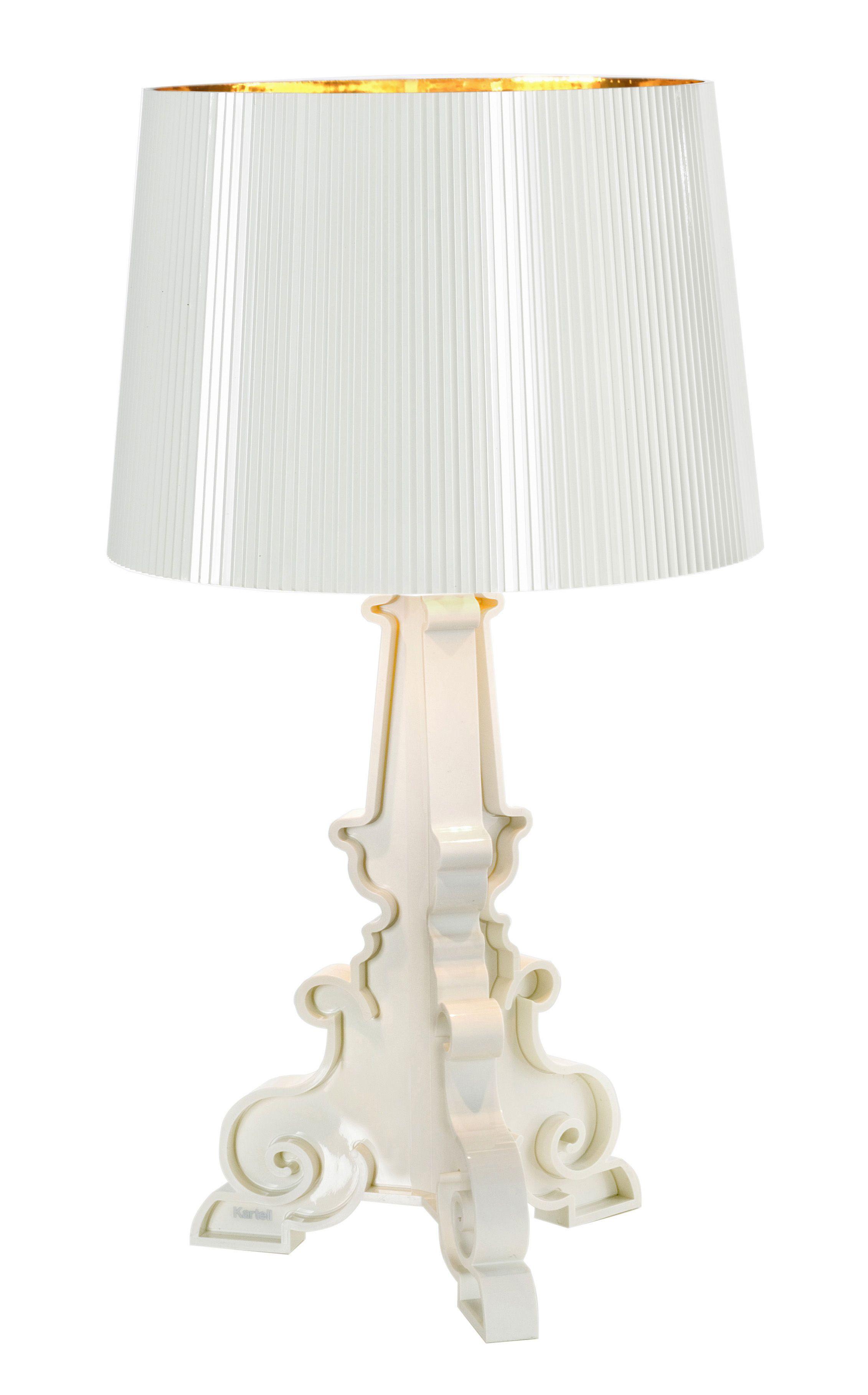 Lampe Tati Kartell Beige   Made In Design