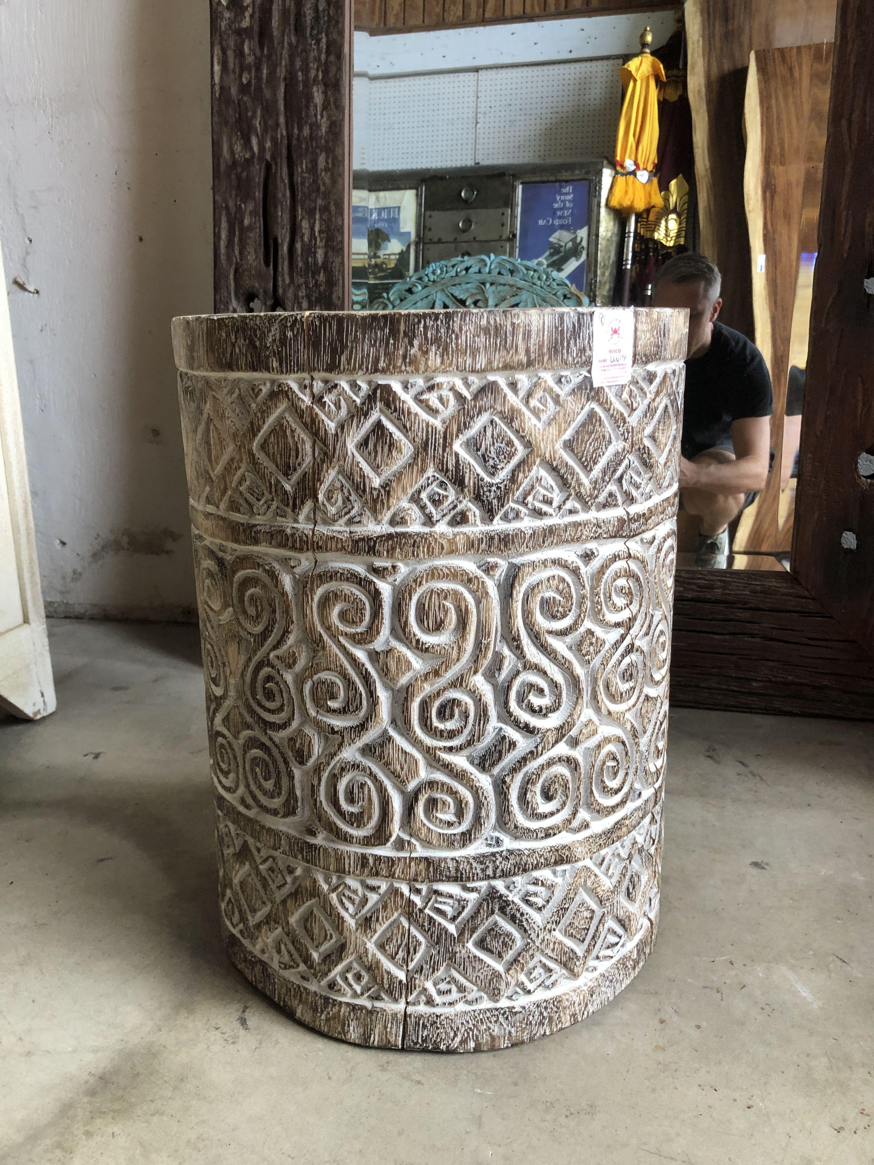 Side Table Or Stool Side Table Planter Pots Surabaya