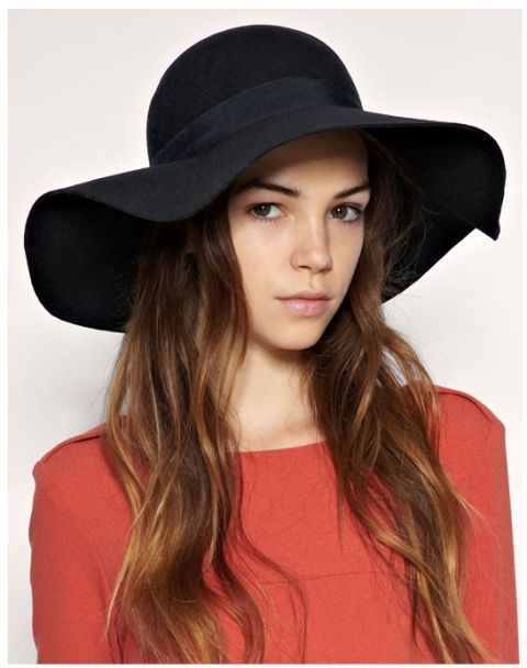 2c1070893ba Where could I possibly find this kind of floppy brim hat