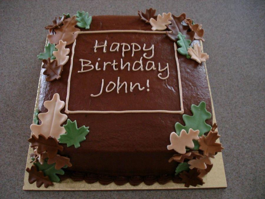 camo cakes for men cakes with Godiva Chocolate Buttercream It