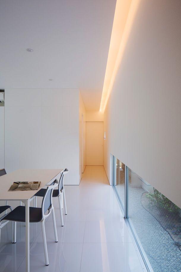 庭園のある平屋・間取り(大阪府大阪市城東区) | 注文住宅なら建築設計事務所 フリーダムアーキテクツデザイン