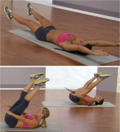 10 moves for a flat stomach with yoga at hymc  workout
