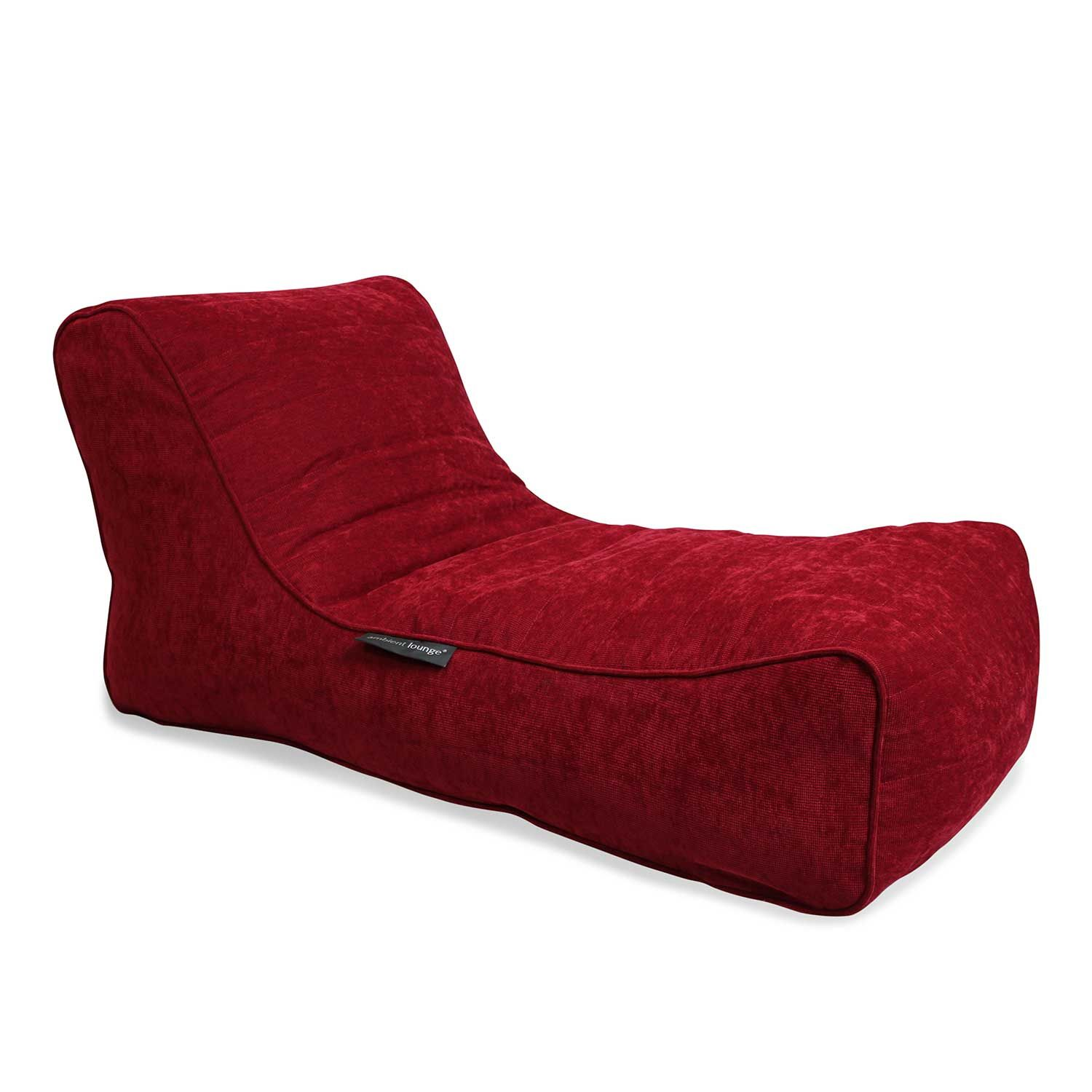 Zitzak Ambient Lounge.Studio Lounger Wildberry Deluxe By Ambient Lounge Outdoor Bean