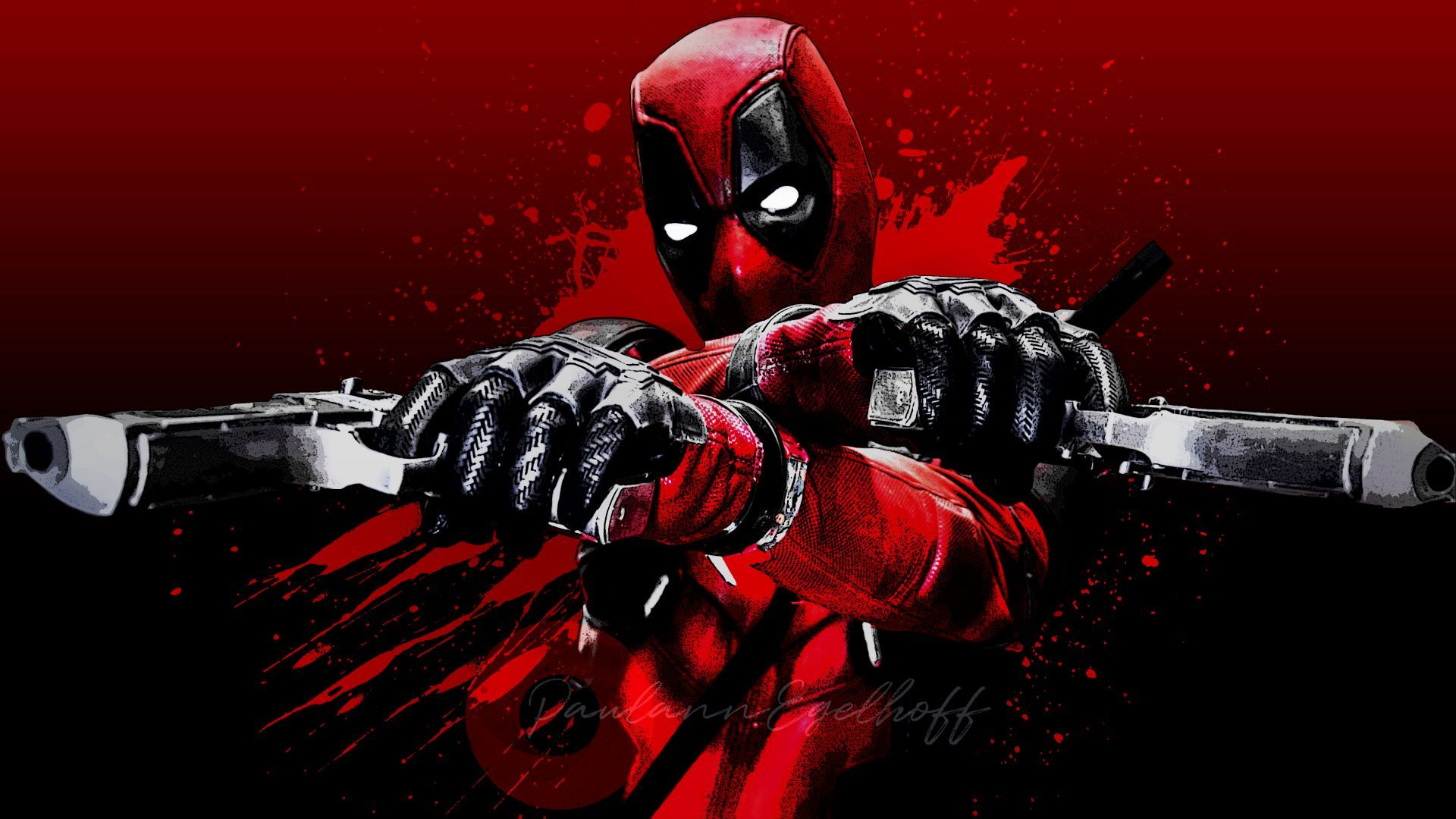 Download Wallpapers Of Deadpool Merc With A Mouth Marvel Comics