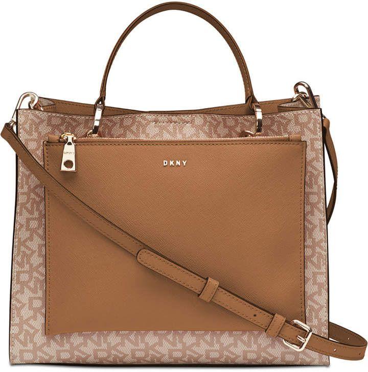 e02c73b68b Dkny Mott Signature Tote, Created for Macy's. Dkny Mott Signature Tote,  Created for Macy's Longchamp, Handbags ...