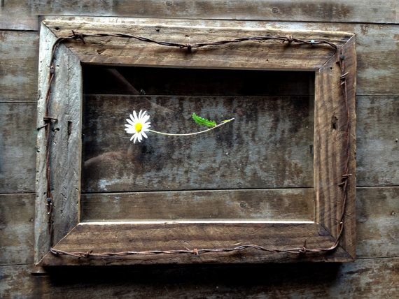 reclaimed window decor rustic decor country reclaimed wood frames by menasrusticdecor