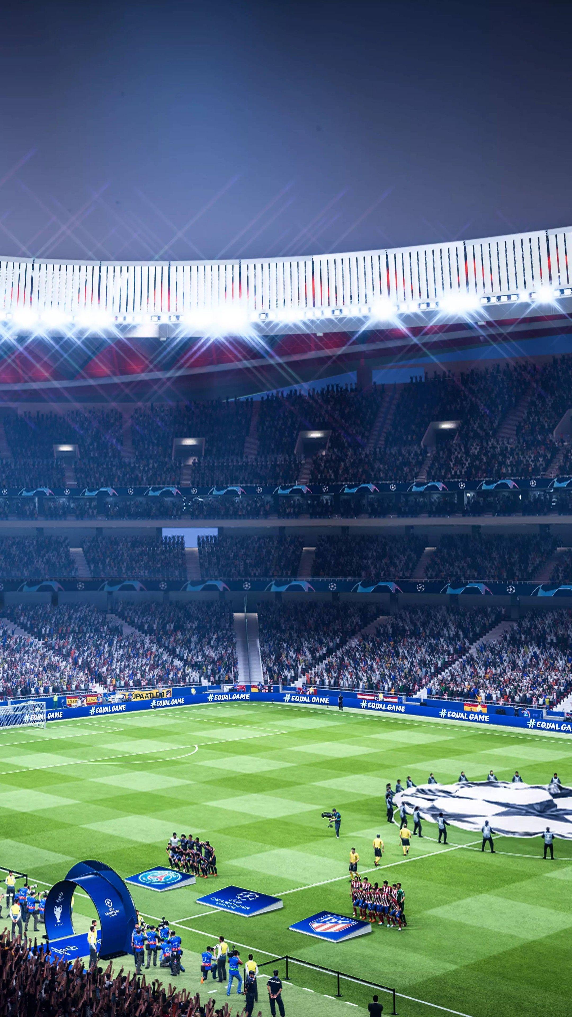Fifa 19 Http Www Wallpaperback Net Games Fifa 19 2 Html 8k E3 2018 Screenshot Fifa Neymar Jr Wallpapers Games