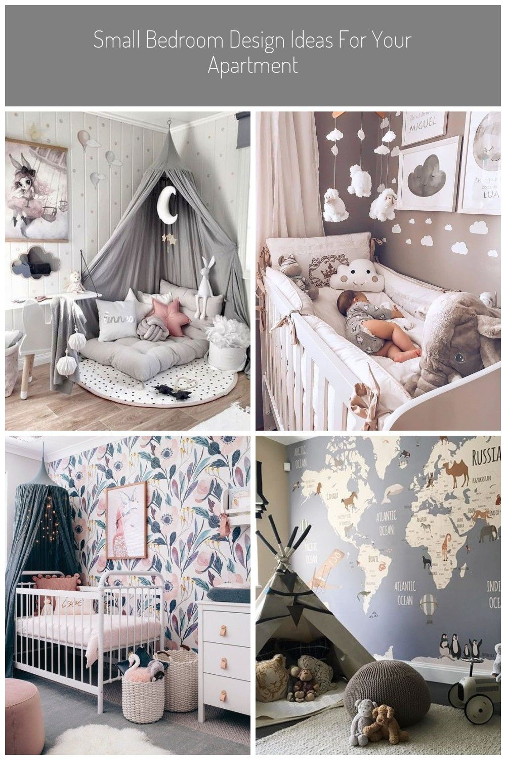 Baby Bedroom Small Bedroom Design Ideas For Your Apartment Homestya Schlafzimmer Design Kleines Schlafzimmer Baby Schlafzimmer