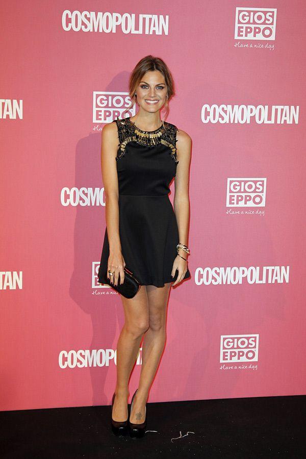 Famosas con vestidos de fiesta en los Premios Cosmopolitan #vestidos ...