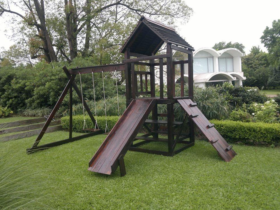 juegos para niños hechos con troncos - Buscar con Google | Adornos ...