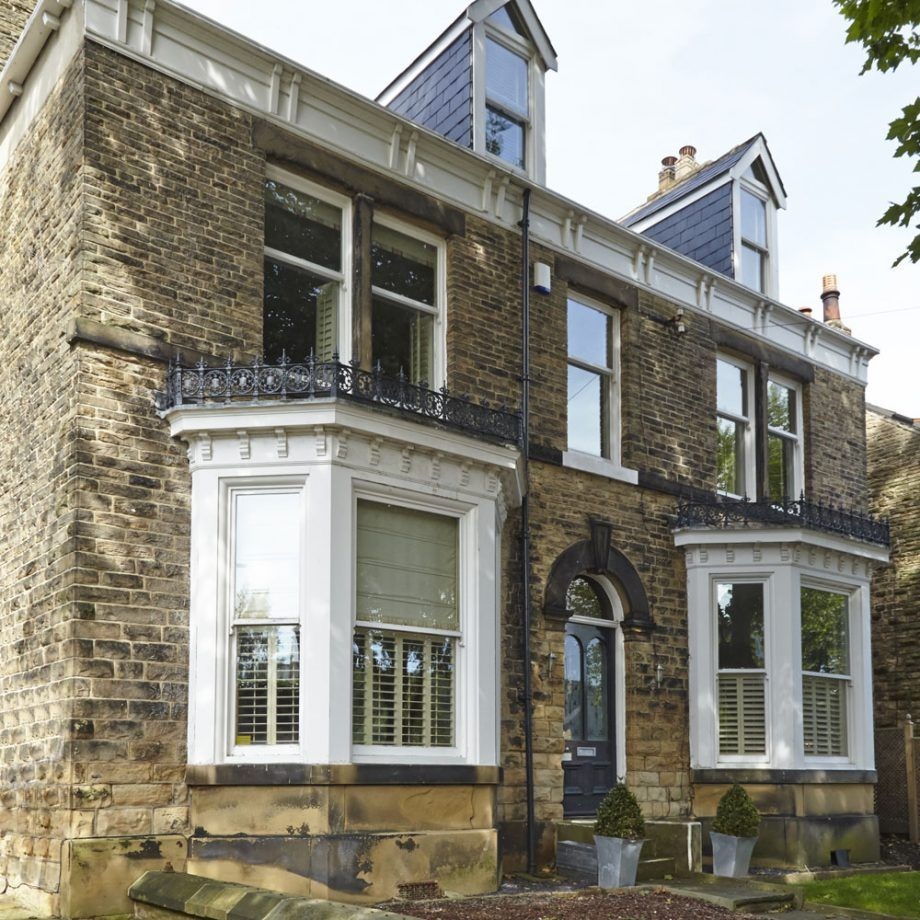 Check out this lovingly restored Georgian home in Sheffield