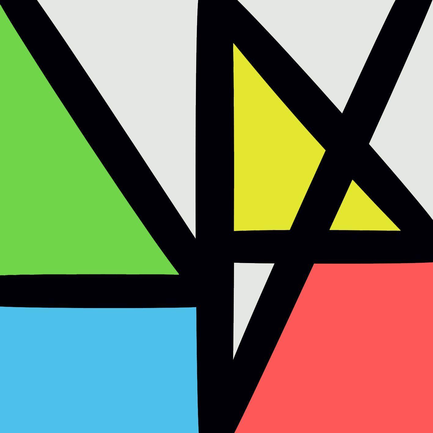 Peter Saville - New Order 2015