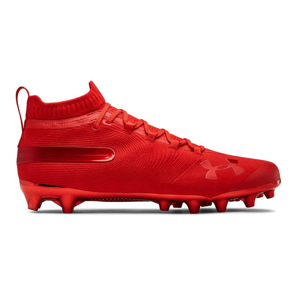 Men S Ua Spotlight Suede Mc Football Cleats In 2020 Custom Football Cleats Football Cleats Nike Football Boots