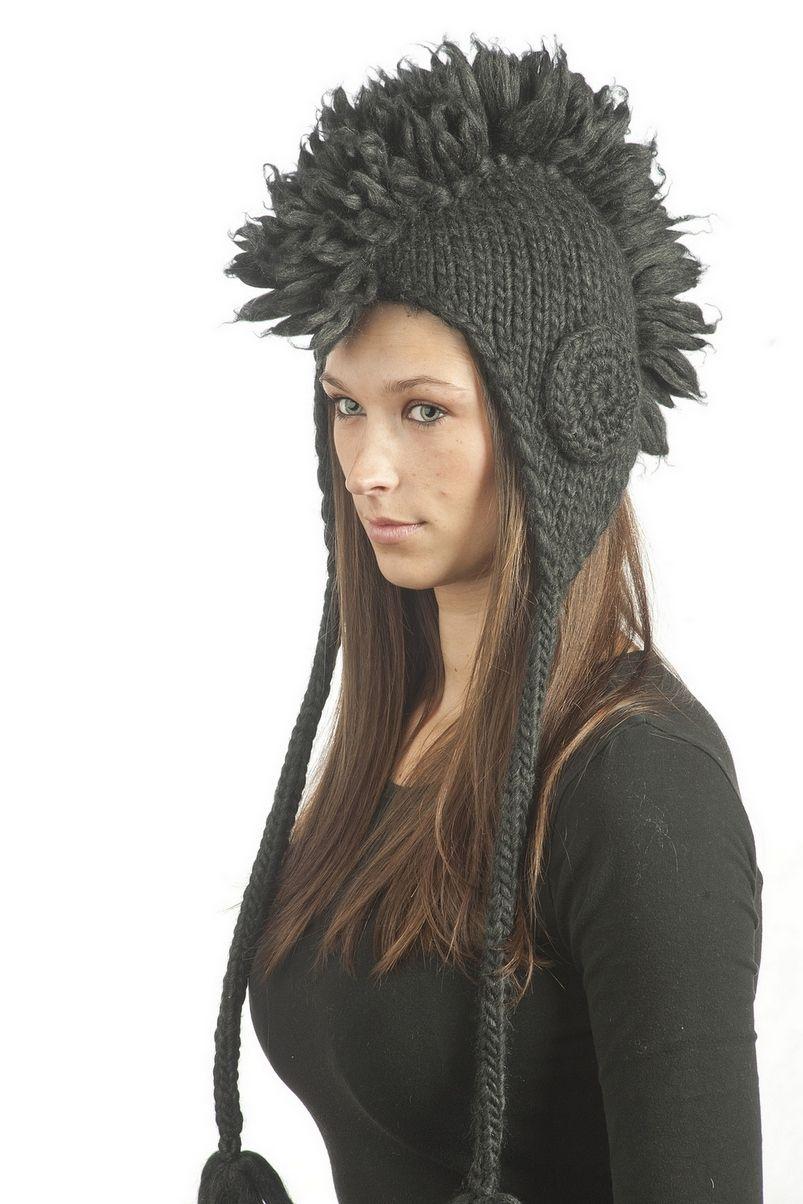 Mohawk hat  2089e7498b8