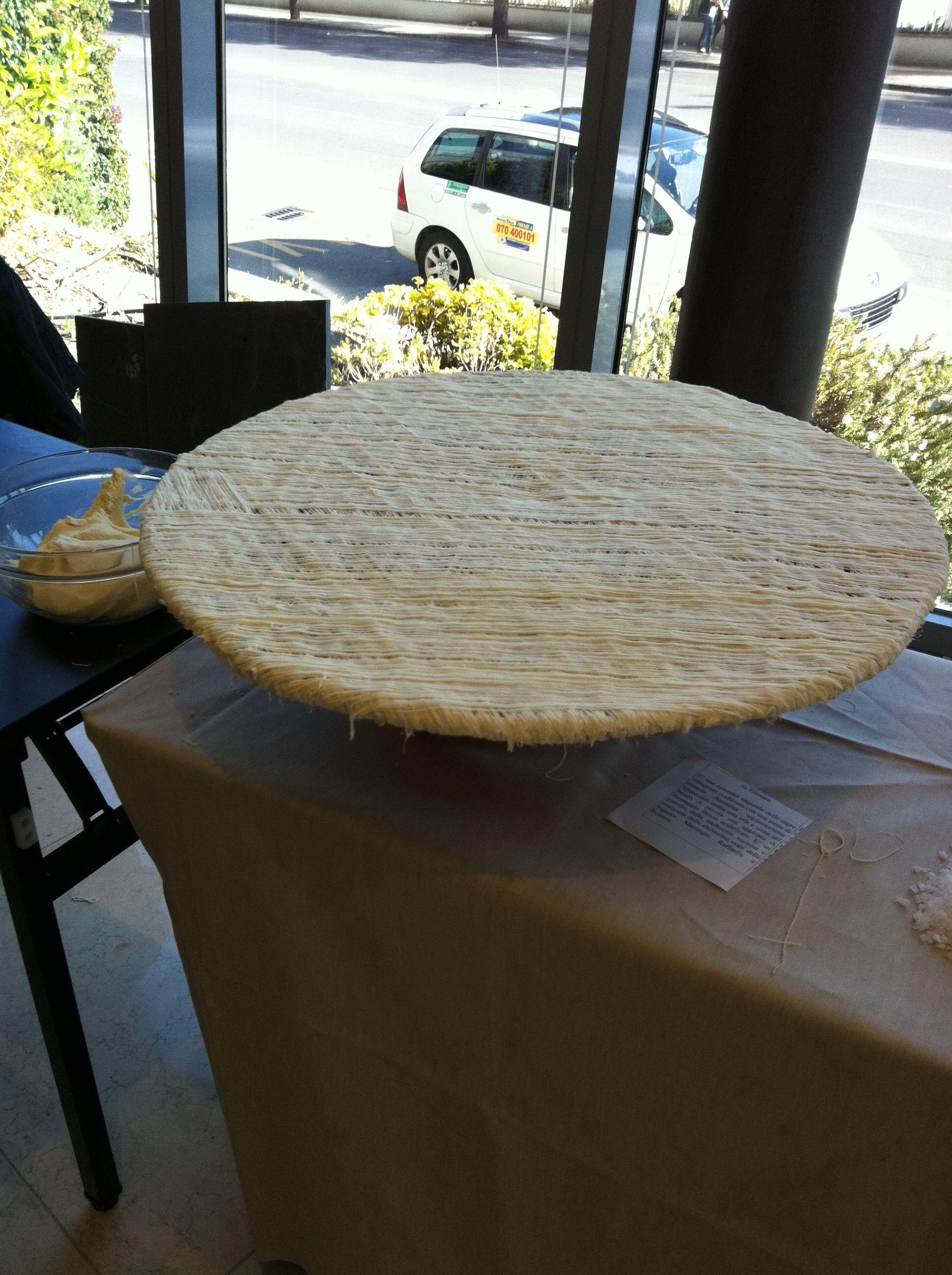 Filindeu - ancient handmade pasta