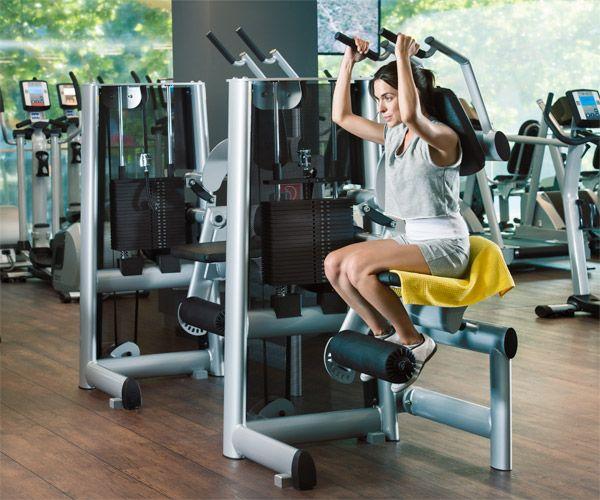 Geratetraining Im Mcfit Fitnessstudio Fitnesstudio Fitnessstudio Gerate Fitness
