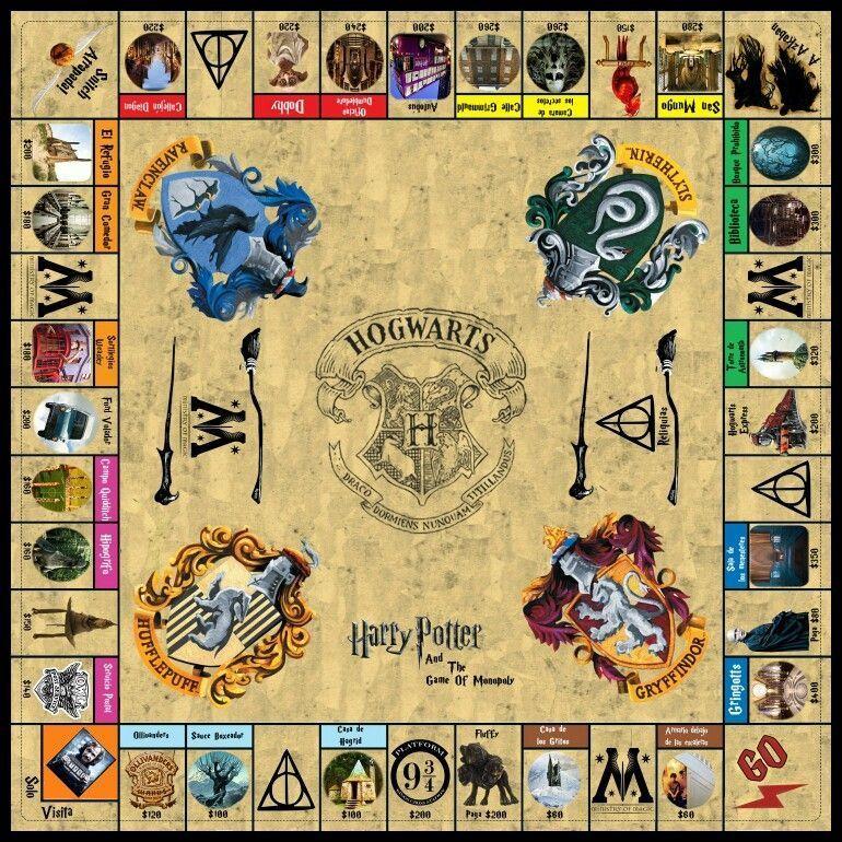 Brettspiel Harry Potter Brettspiel Harry Potter Brettspiel Harry Potter Brettspiel Harry Pott Harry Potter Games Harry Potter Monopoly Harry Potter Board Game