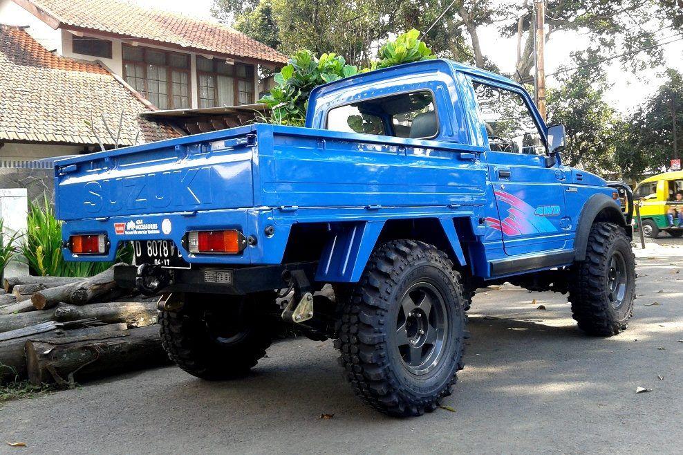 nice blue suzuki samurai pick up samurai suzuki cars. Black Bedroom Furniture Sets. Home Design Ideas
