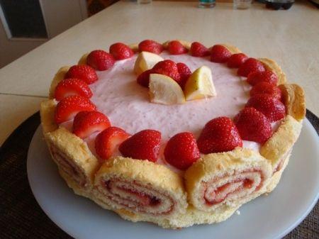 Pinterest Cuisine Facile | Blog De Syl Cuisine Facile Et Rapide Biscuit Roule Au Citron Et
