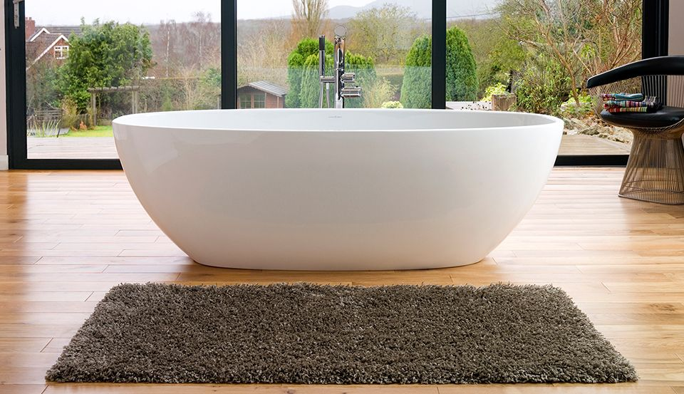 Victoria And Albert Bar N Premium Barcelona Freestanding Tub