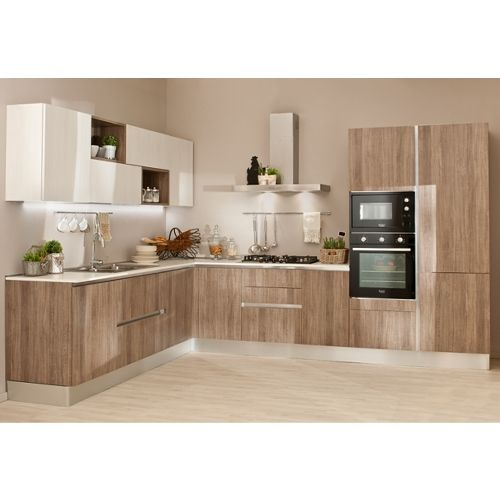 Semeraro kitchen 39 lisa go 39 comes in tortora and bianco handle free kitchens pinterest - Semeraro sedie cucina ...