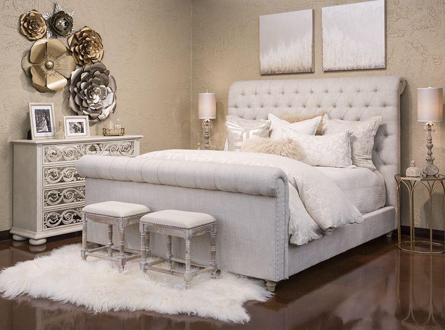 hemispheres a world of fine furniture jennivah bed remove the rh pinterest com