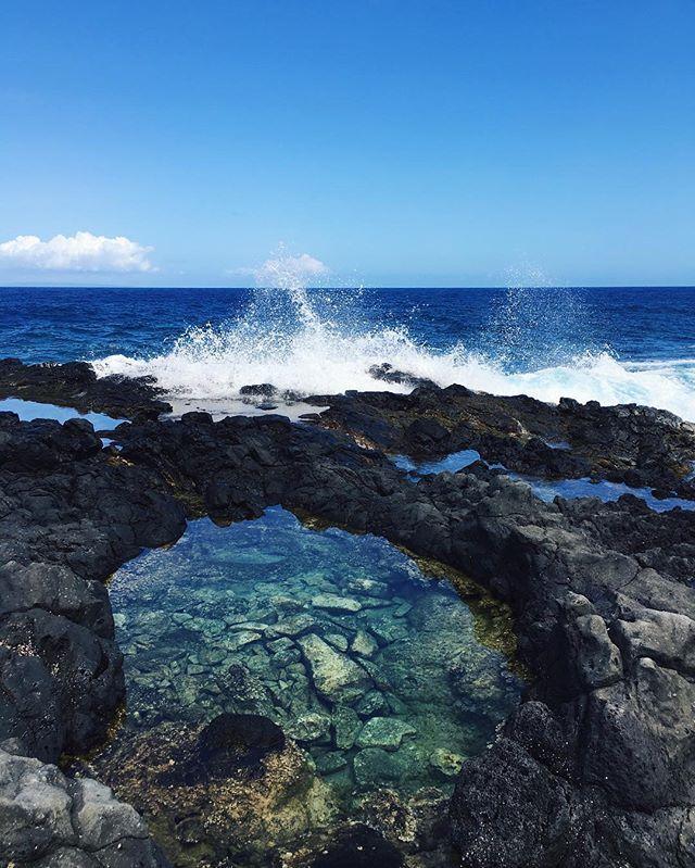 Makapu'u Tide pools - Oahu, Hawaii   Let's Go!   Makapuu