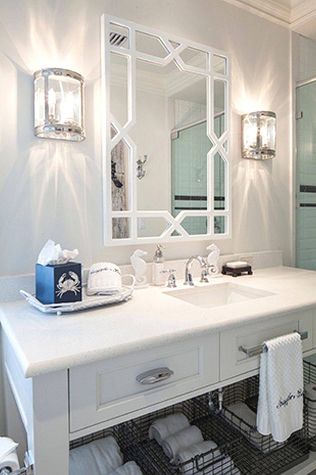 creative bathroom lighting designs to complete your bathroom rh pinterest com