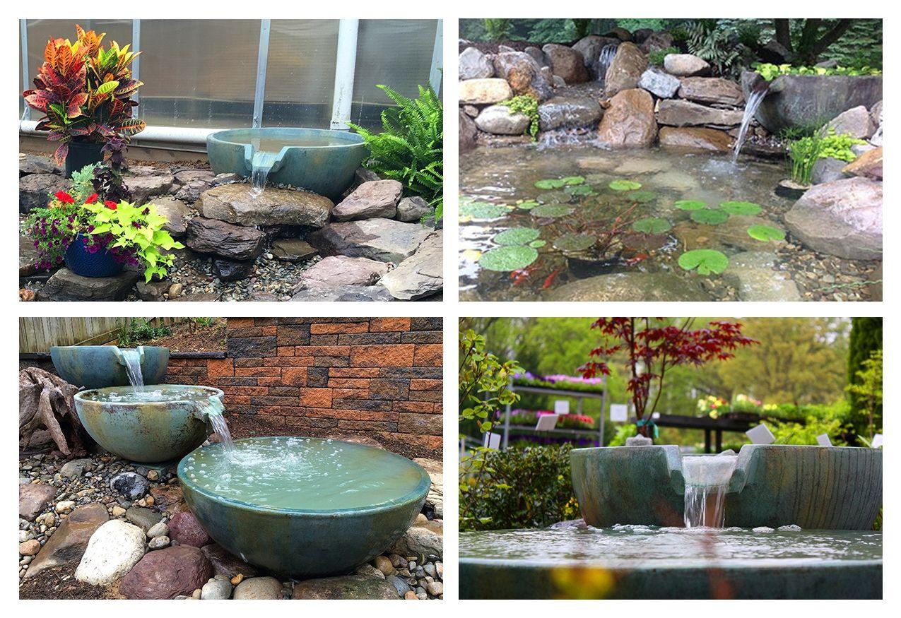 At Premier Ponds we provide numerous options