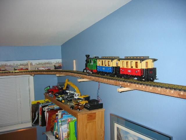 Lovely Boys+Train+Bedroom+Ideas | Train Bedrooms, Theme Childrenu0027s Room Trains,