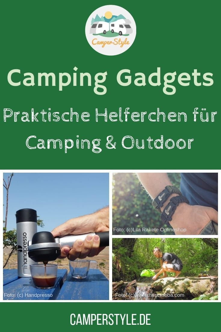 Photo of 13 cool camping gadgets you should know