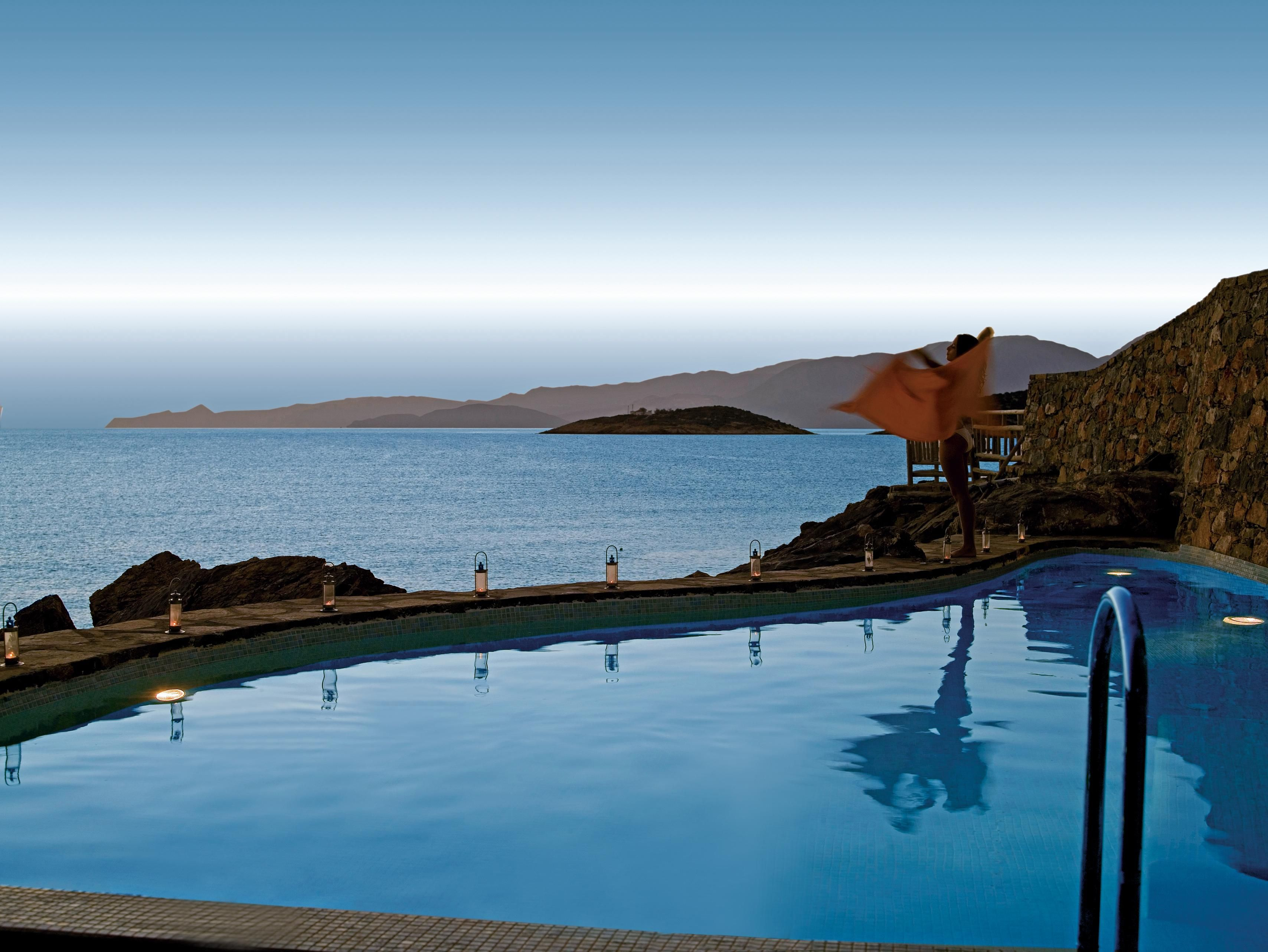 St Nicolas Bay Resort Hotel Villas Aghios Nikolaos Crete Greece Hotels And Resorts Unique Hotels Places To Visit