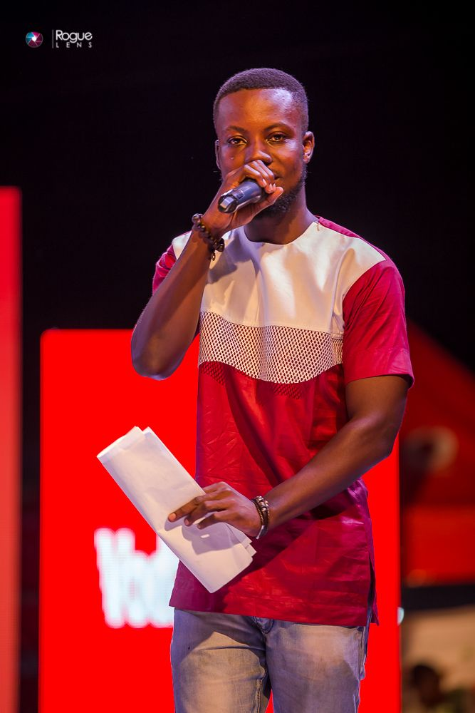 Kojo Manuel: An MC on the rise