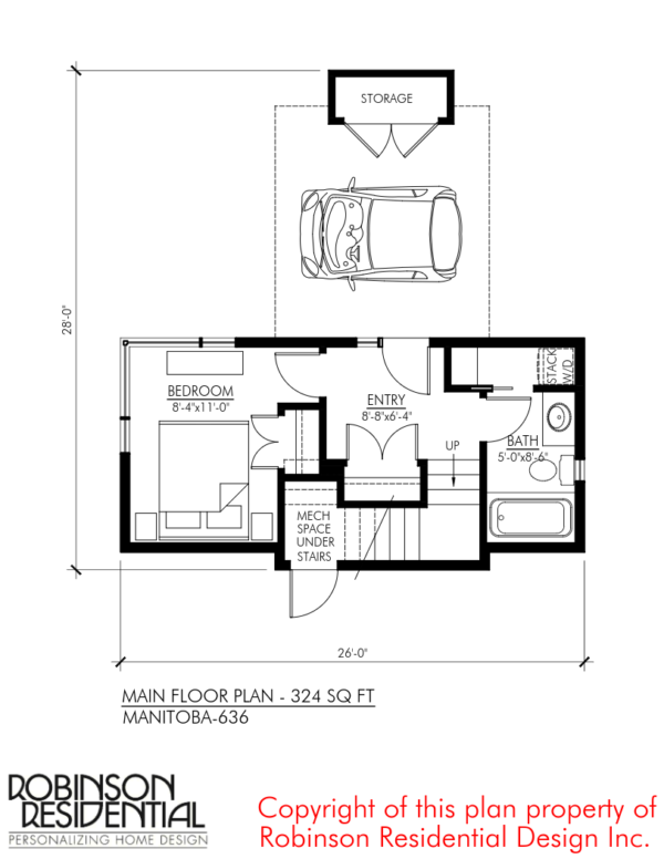 Manitoba 636 Sq Ft Floor Plan Designs Floor Plan Design Floor Plans Tiny House Floor Plans