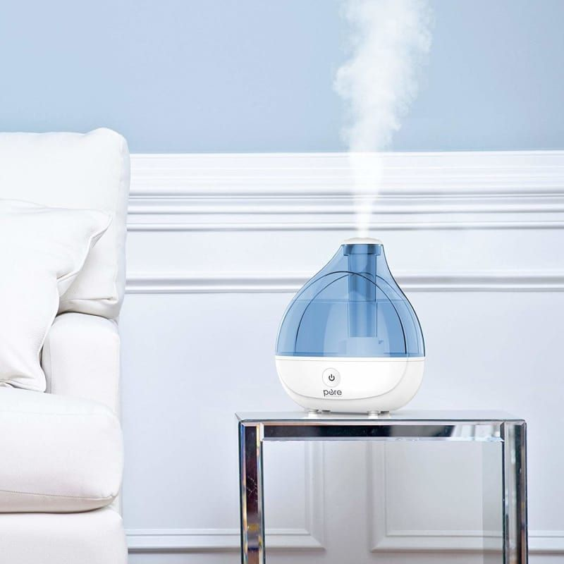 this humidifier will help you get the best sleep of your life rh pinterest com