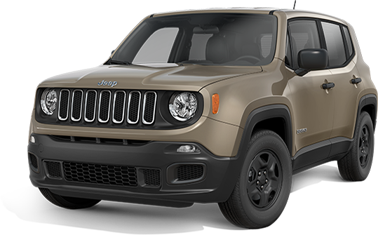 Current Vehicle Jeep Renegade Jeep Jeep Suv