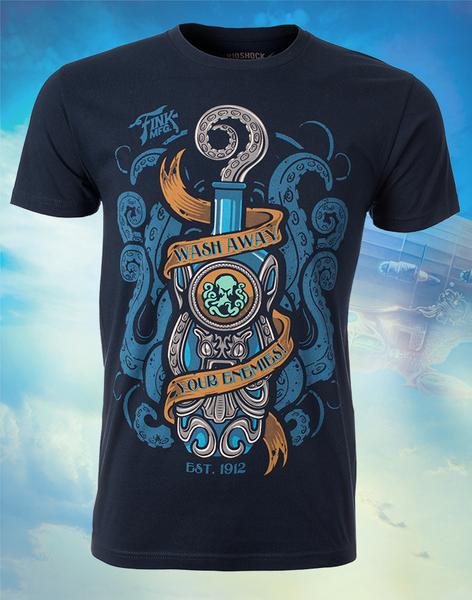 undertow premium shirt gamer pinterest bioshock infinite and