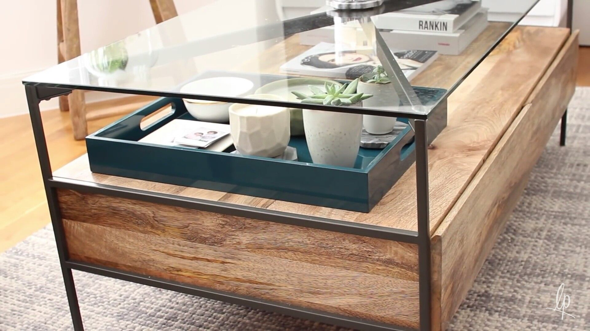 west elm coffee table via lily pebbles not on sale home in rh pinterest com