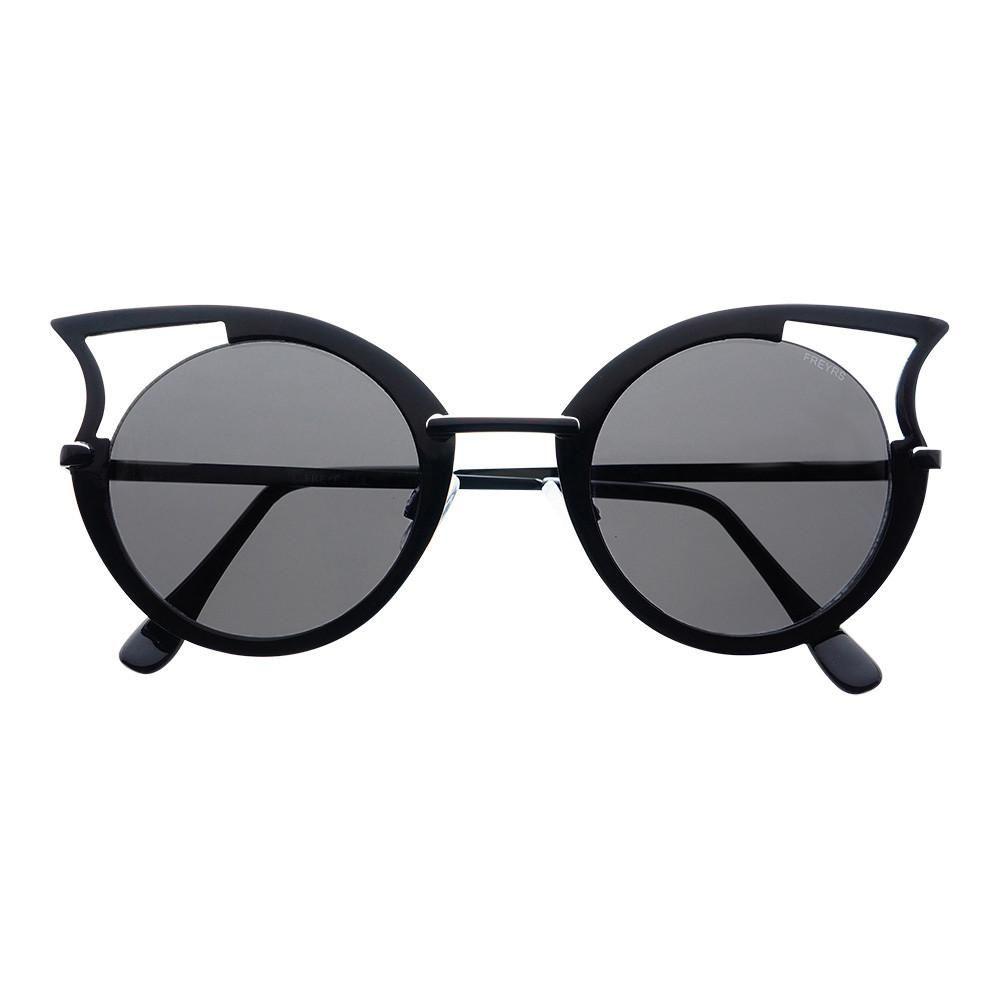 Mimi Round Cat Eye Sunglasses  glasses  Pinterest  Sunglasses