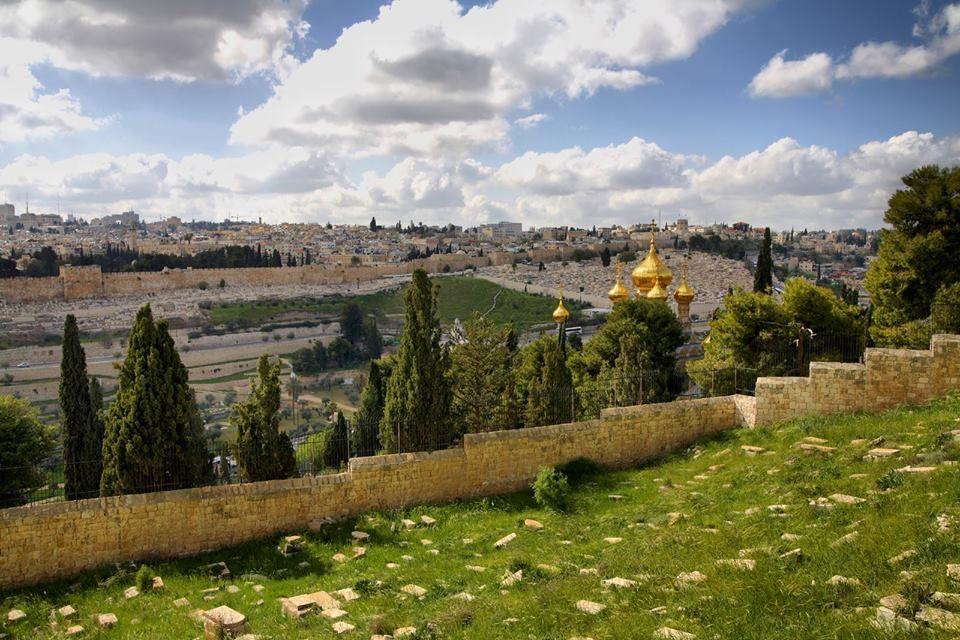 Jerusalém                                         https://www.facebook.com/PeregrinacaodaTerraSanta/