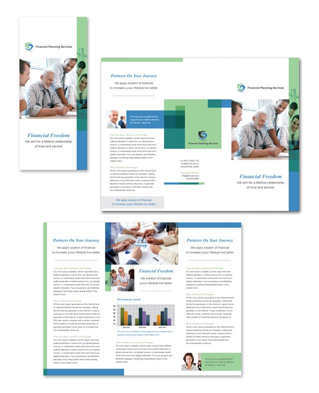 financial planning consulting tri fold brochure template httpwwwdlayoutscomtemplate807financial planning consulting tri fold brochure template