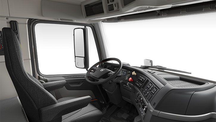 "volvo vnl interior design | volvo trucks usa | novel: ""along for the"