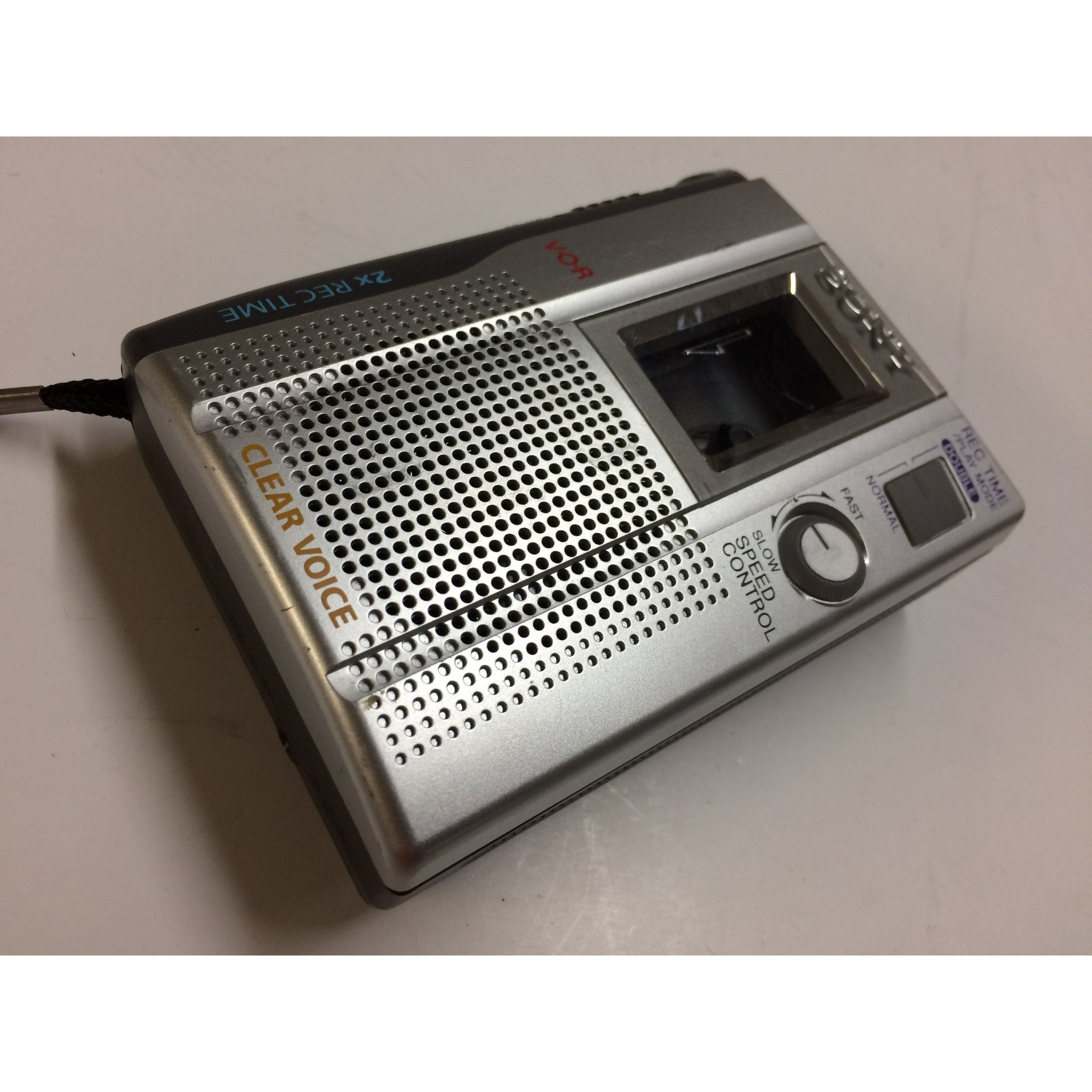 Sony Clear Voice TCM 200dv Audio Cassette Recorder