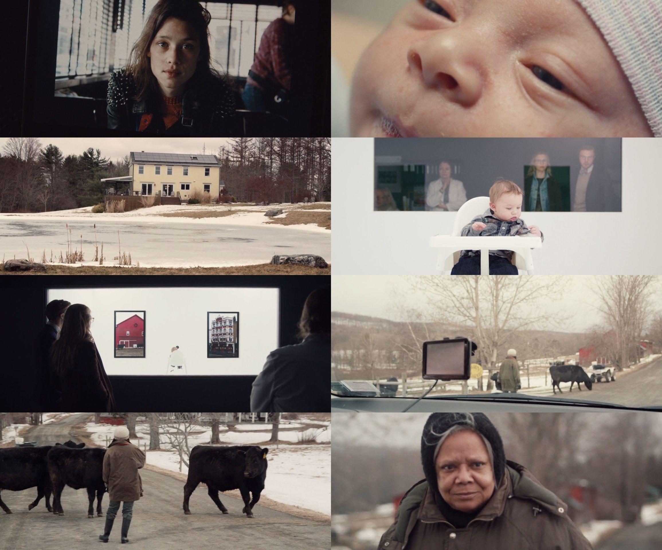 I Origins (2014) - Mike Cahill