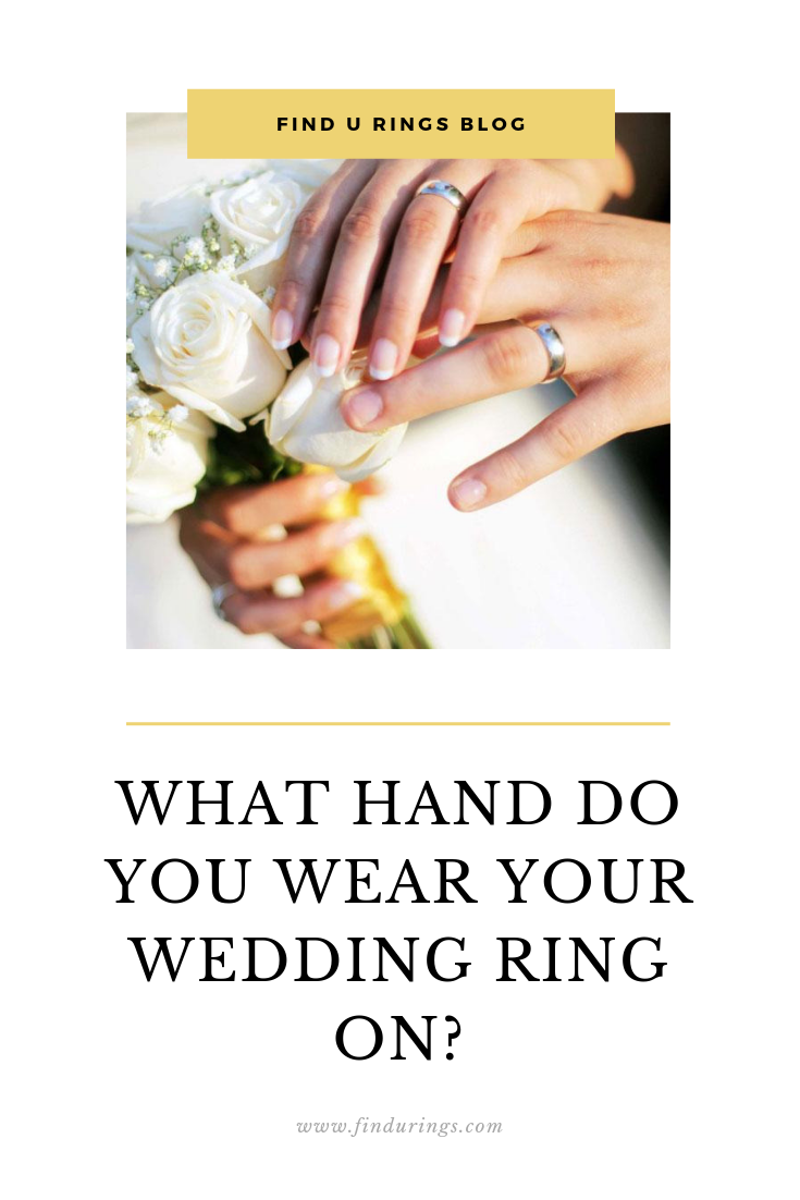 What Hand Do You Wear Your Wedding Ring On How To Wear Rings Rings Wedding Rings