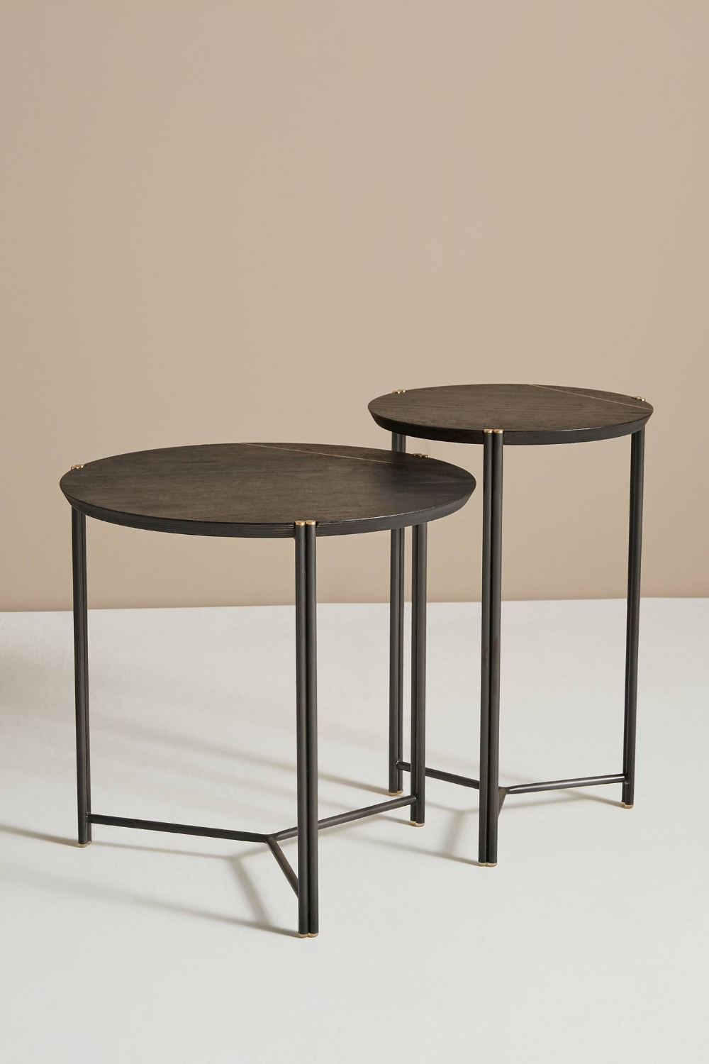 Nesting Side Table Side Table Coffee Table Side Table Wood [ 1500 x 1000 Pixel ]