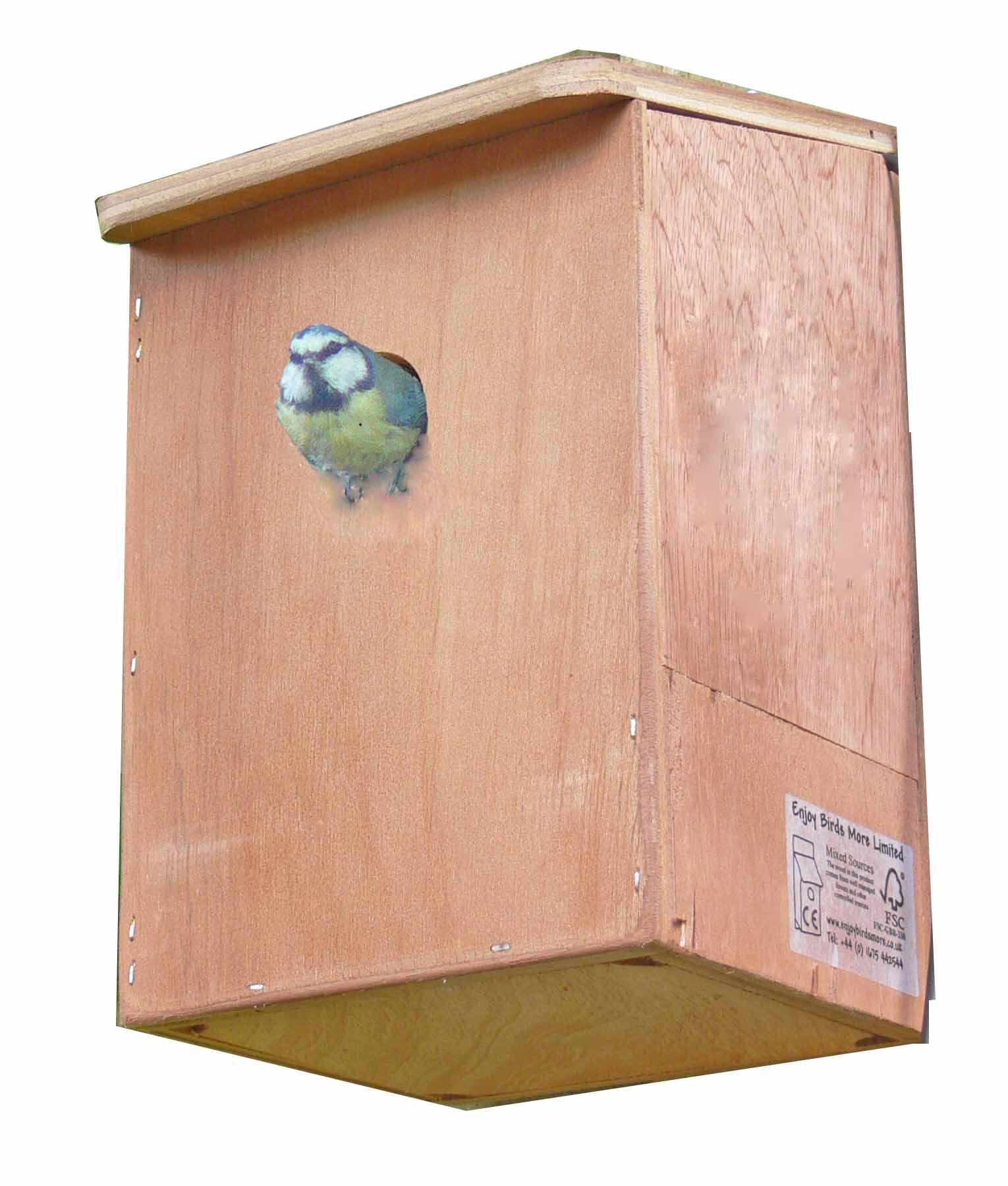 Advanced Wireless Camera Nest Box (With images) Bird box