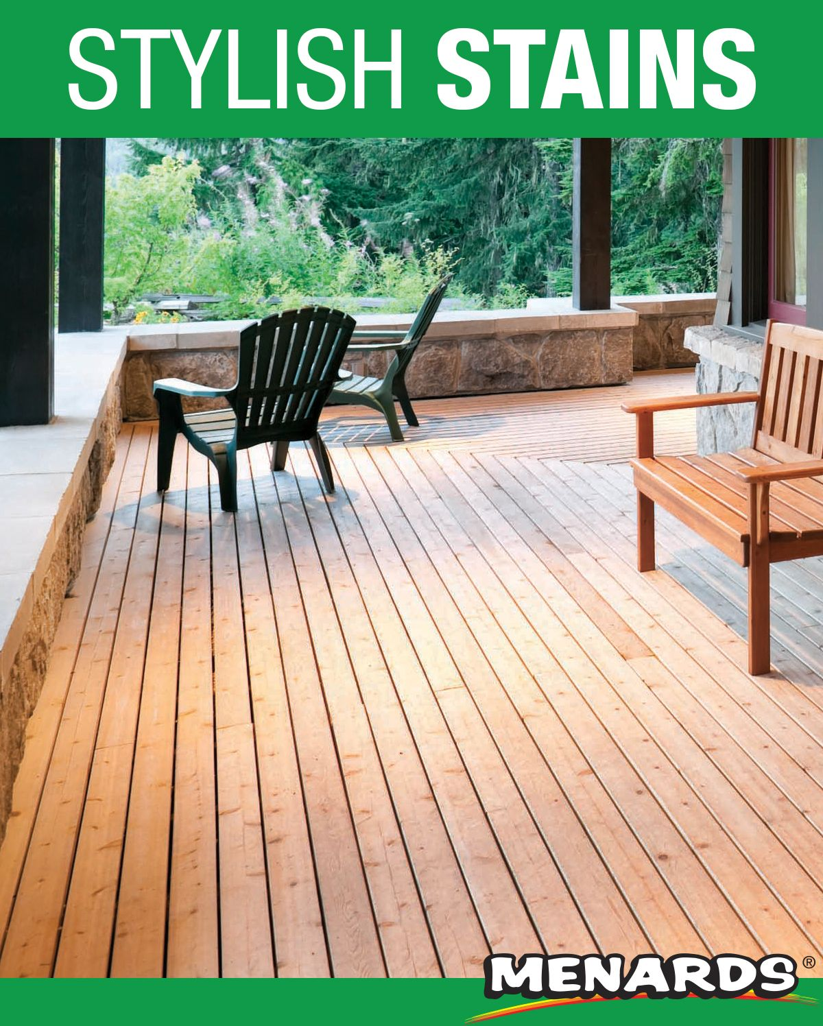 Protect And Beautify Your Deck With Cabot With Their Wide Selection Cabot Offers A Stain For Every Style Outdoor Decor Renovations Home Renovation