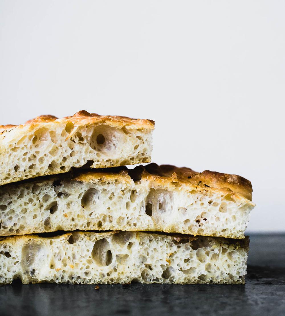 How to Make Sourdough Focaccia Bread | Recipe | Food ...